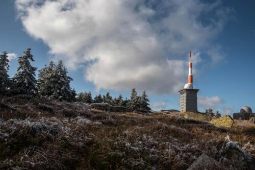 Bild 3 Marion Rautert - Brocken Funkturm