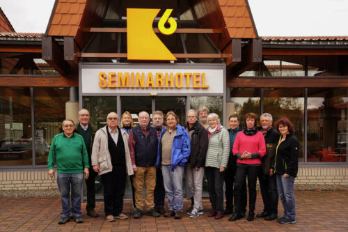 Reisegruppe Harz 2019